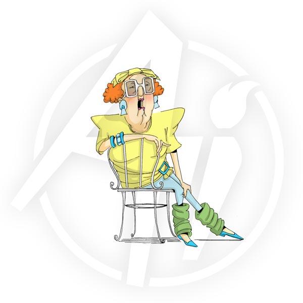 Sitting Lovelle - T2635
