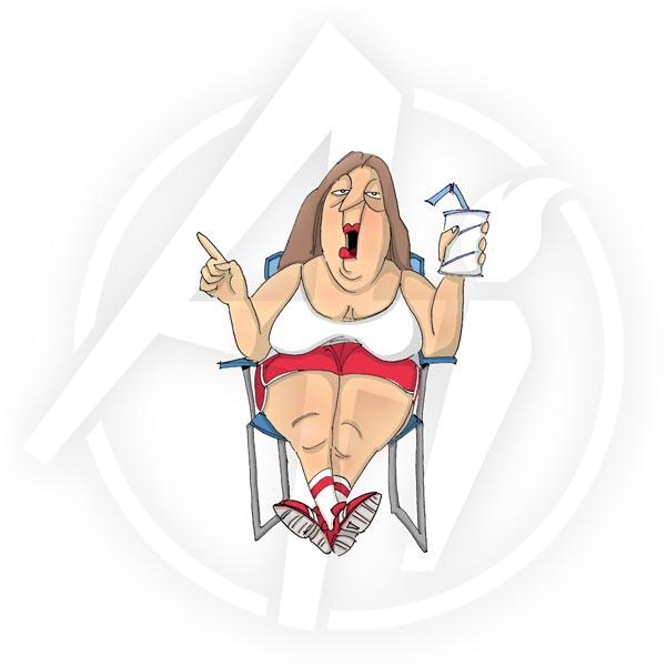 Patio Chair Rhonda - T2785