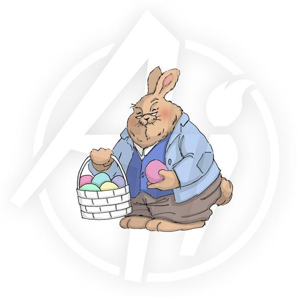Chubby Bunny - T4020