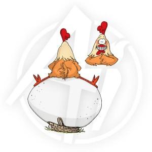 Chicken and Egg - U1749