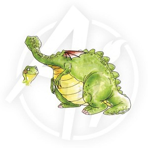 Dragon - U1776