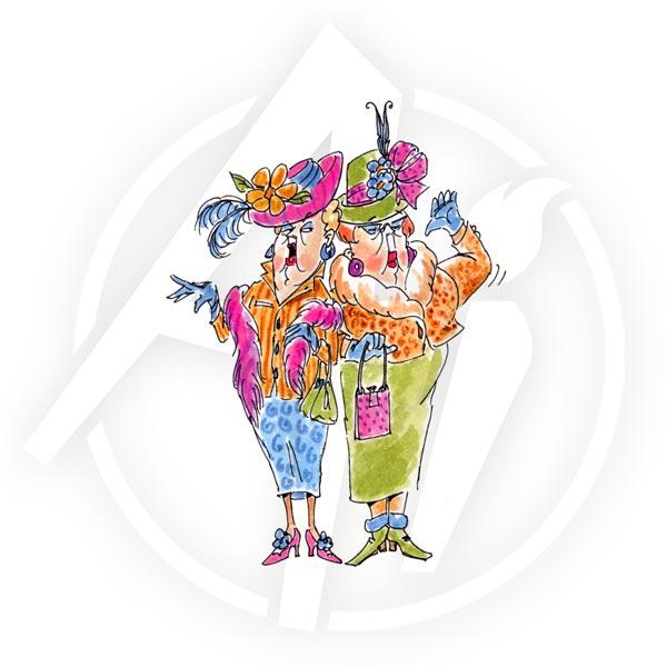 Lucy & Trudy - U2779