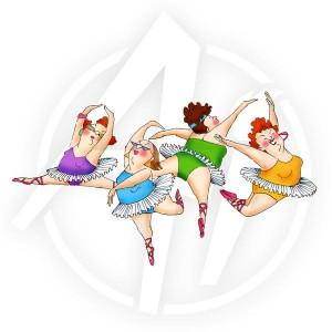 Dancers - U3582