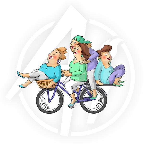 pedal pushers - U4249