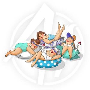 stayin' afloat - U4250