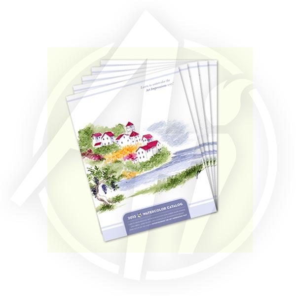 Watercolor Catalog - WCCAT