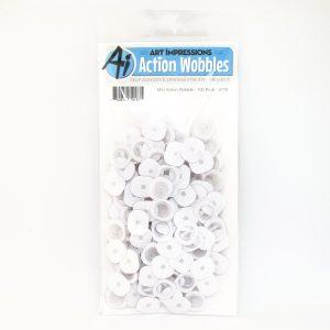 4778 Mini Action Wobble 100 Pack