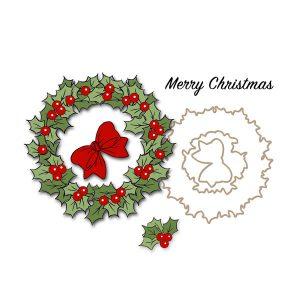 Christmas Wreath Set