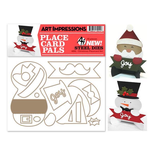 Christmas Placecard Set