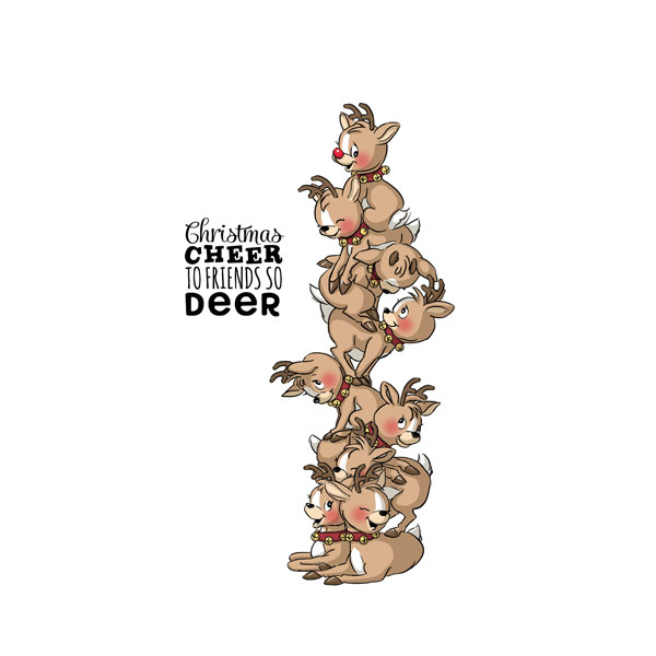 Reindeer Stackers