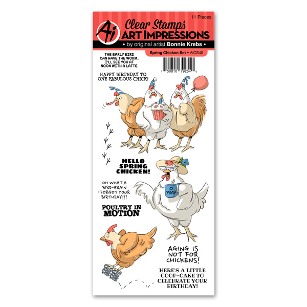 AiCS40 - Spring Chicken Set