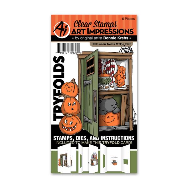 4928 - Halloween Treats MTF