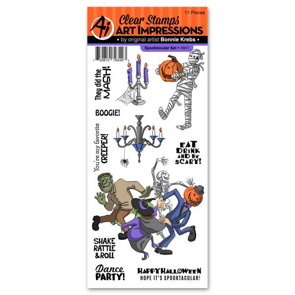 4941 - Spooktacular Set
