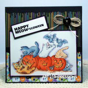 4786 - Meow-lloween Set