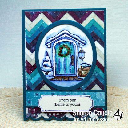 4702 - Wooden Door
