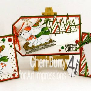 4666 - Christmas Cheer Set