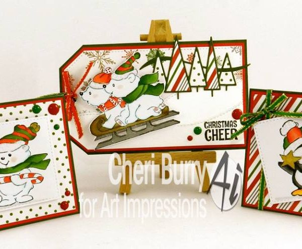 4666 - Christmas Cheer Set