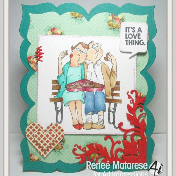 4752 - Love Thing set