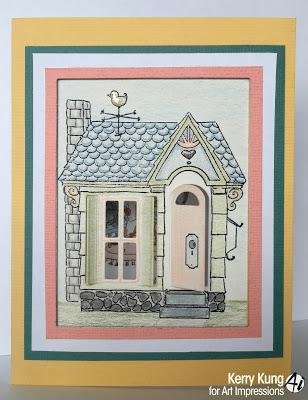 4746 - Cottage & Die Set