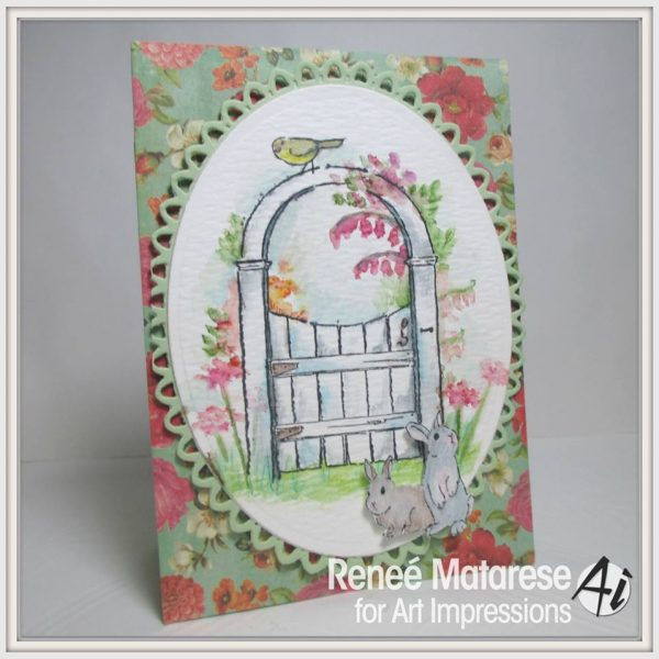 4762 - Wooden Gate