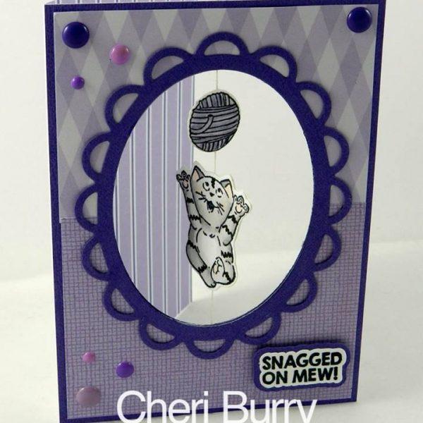 4731 - Mini Cat Spinner Set