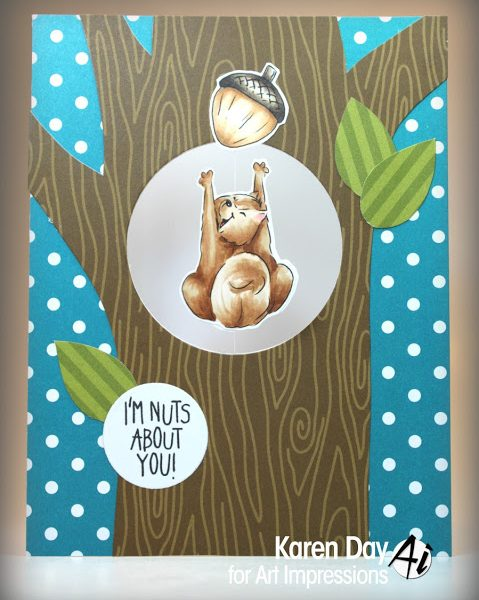 4735 - Mini Squirrel Spinner Set