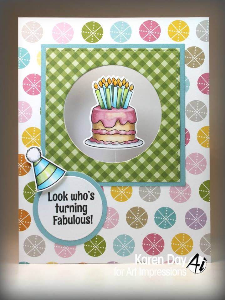 4734 - Mini Cake Spinner Set