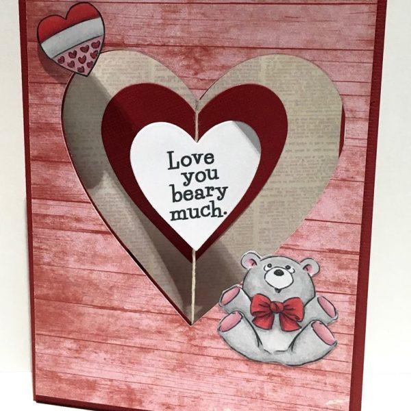 4736 - Mini Bear Spinner Set