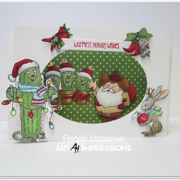 4787 - Southwest Christmas Set