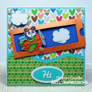 4801 - Panda Slider Set