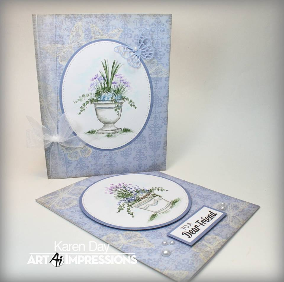 4870 - WC Ornate Container Set