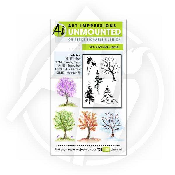 4269 - WC Tree Set