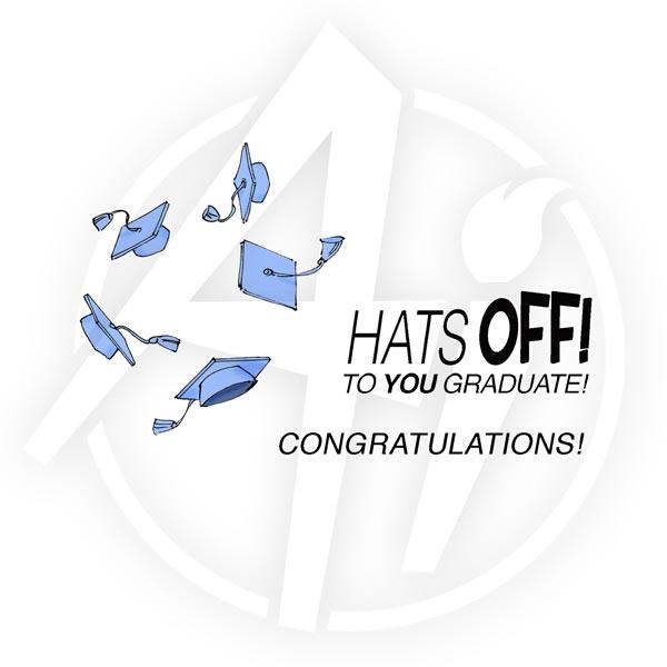 4289 - Hats Off Set