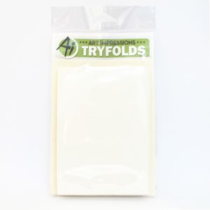 4458 - Cream - Cardstock & Envelope 8 Pack