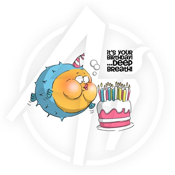 4471 - Deep Breath Birthday
