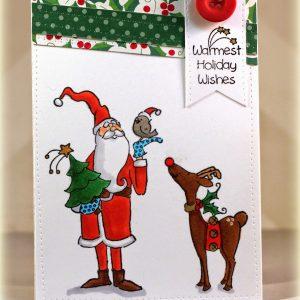 4516 - Holiday Wishes Set