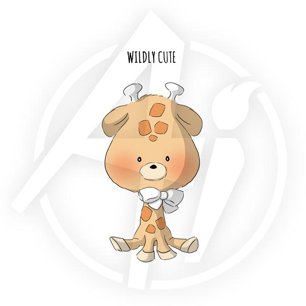 4534 - Wildly Cute Set