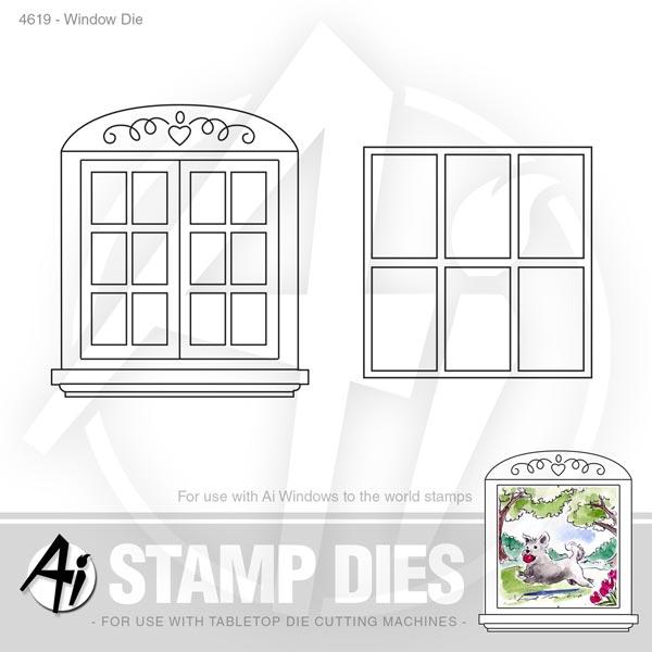 4619 - Window Die