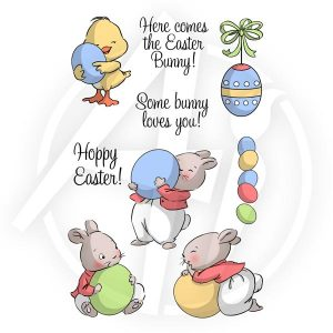 4754 - Hoppy Easter Set
