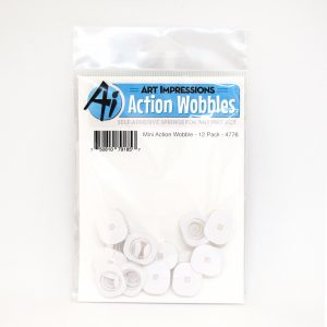 4776 - Mini Action Wobble 12 Pack