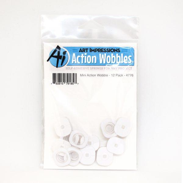 4776 - Mini Action Wobble 12 Pack