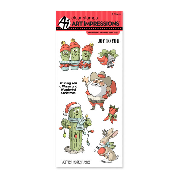 4787 - Southwest Christmas Set