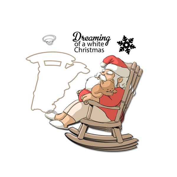 4792 - Dreaming Mini Shaker