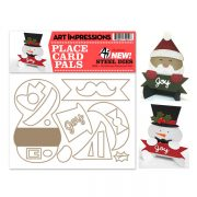 4806 - Christmas Placecard Set