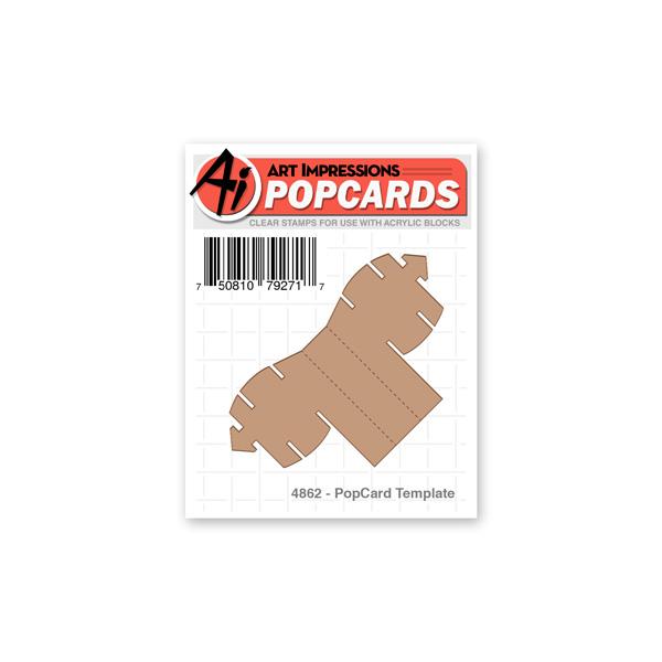 4862 - PopCard Template