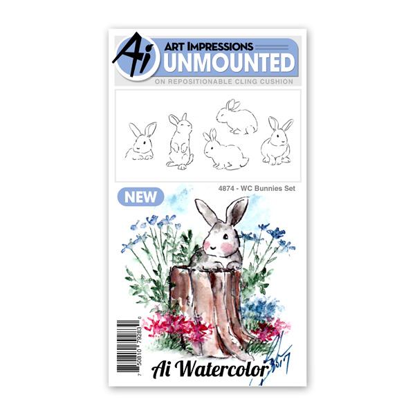 4874 - WC Bunnies Set