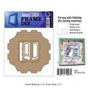 4887 - 3D Frame Die