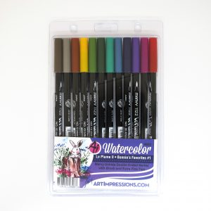 4922 - WC Pen Set - Bonnies Favorites