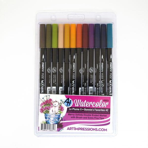 4923 - WC Pen Set 2 - Bonnies Favorites Set 2