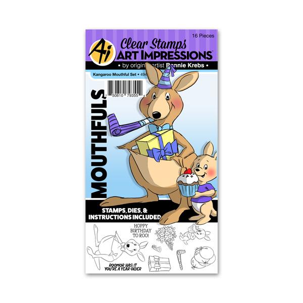 4947 - Kangaroo Mouthful Set